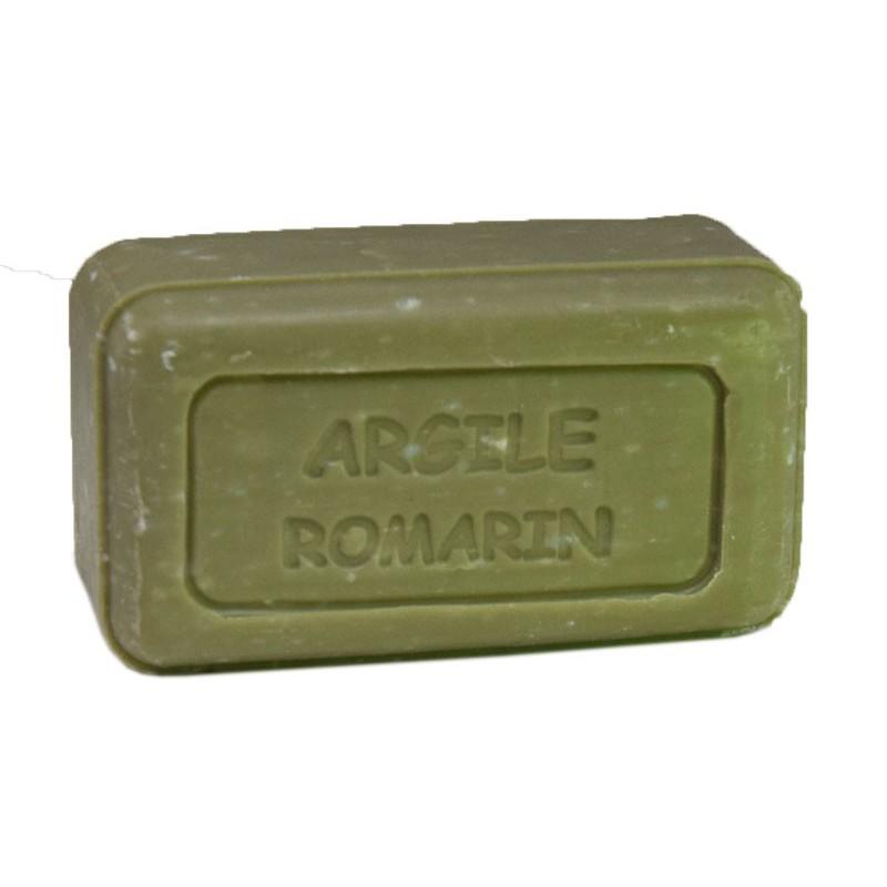 Rosemary Clay Soap