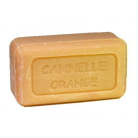 Savon Cannelle-orange