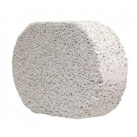 Reconstituted pumice stone
