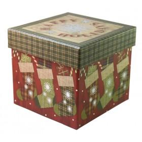 Boîte gigogne Noël