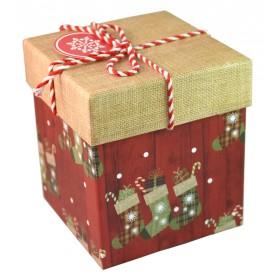 Cadeau de Noël - boites garnies