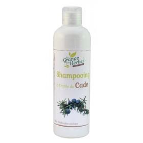 Cade shampoo