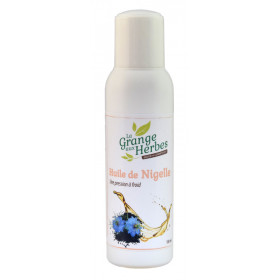 Nigelle oil (black cumin)