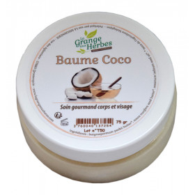 Baume douceur Coco
