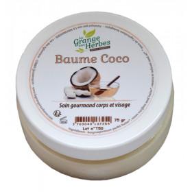 Super-soft coco balm