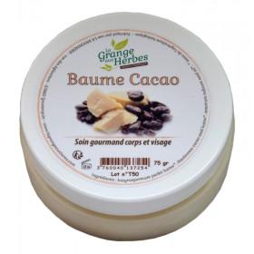 Super-soft cocoa balm