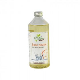 Base shampooing neutre