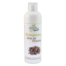 Panama wood shampoo