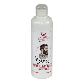Pure castor oil - Oh la Barbe!