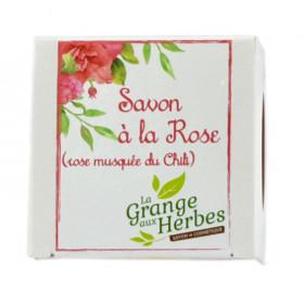 Chili rosehip soap