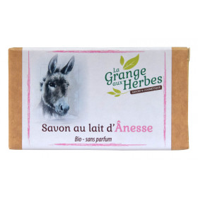 Donkey milk Soap