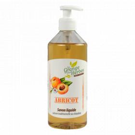 Savon liquide Abricot