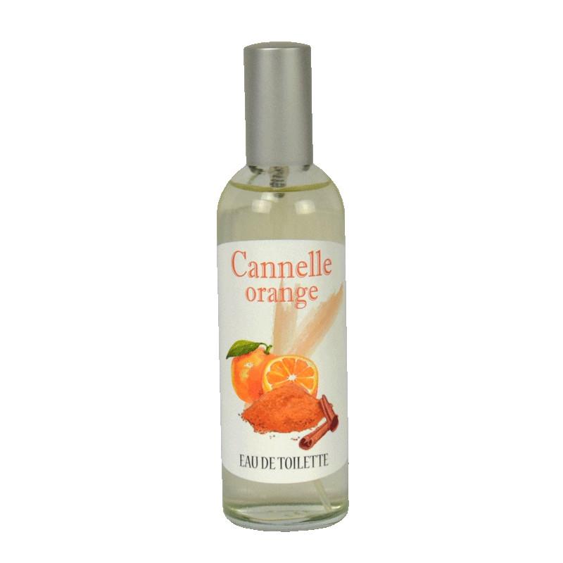 Eau de toilette Cannelle-Orange